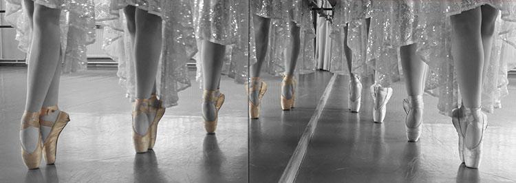 Foto ballet dames