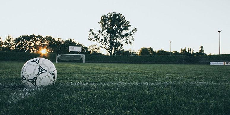 voetbal sportpark