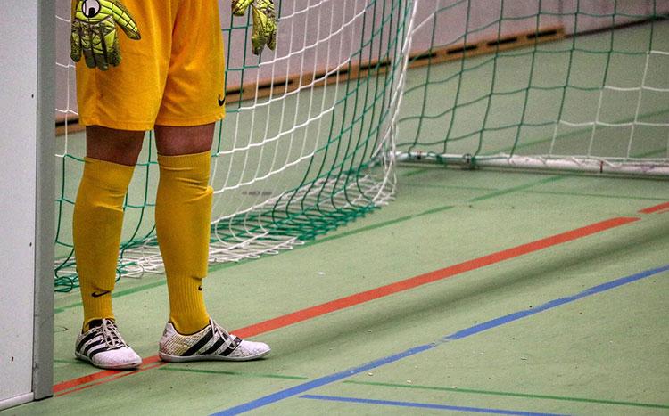 Zaalvoetbal Veendam