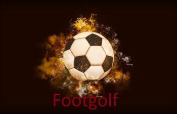 voetbal in vuur en vlam